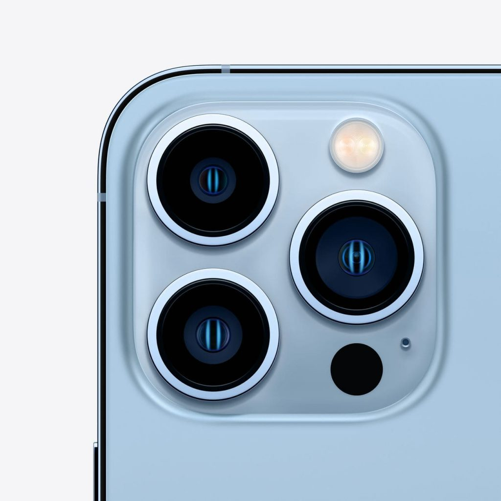 Изображение Apple iPhone 13 Pro камеры
