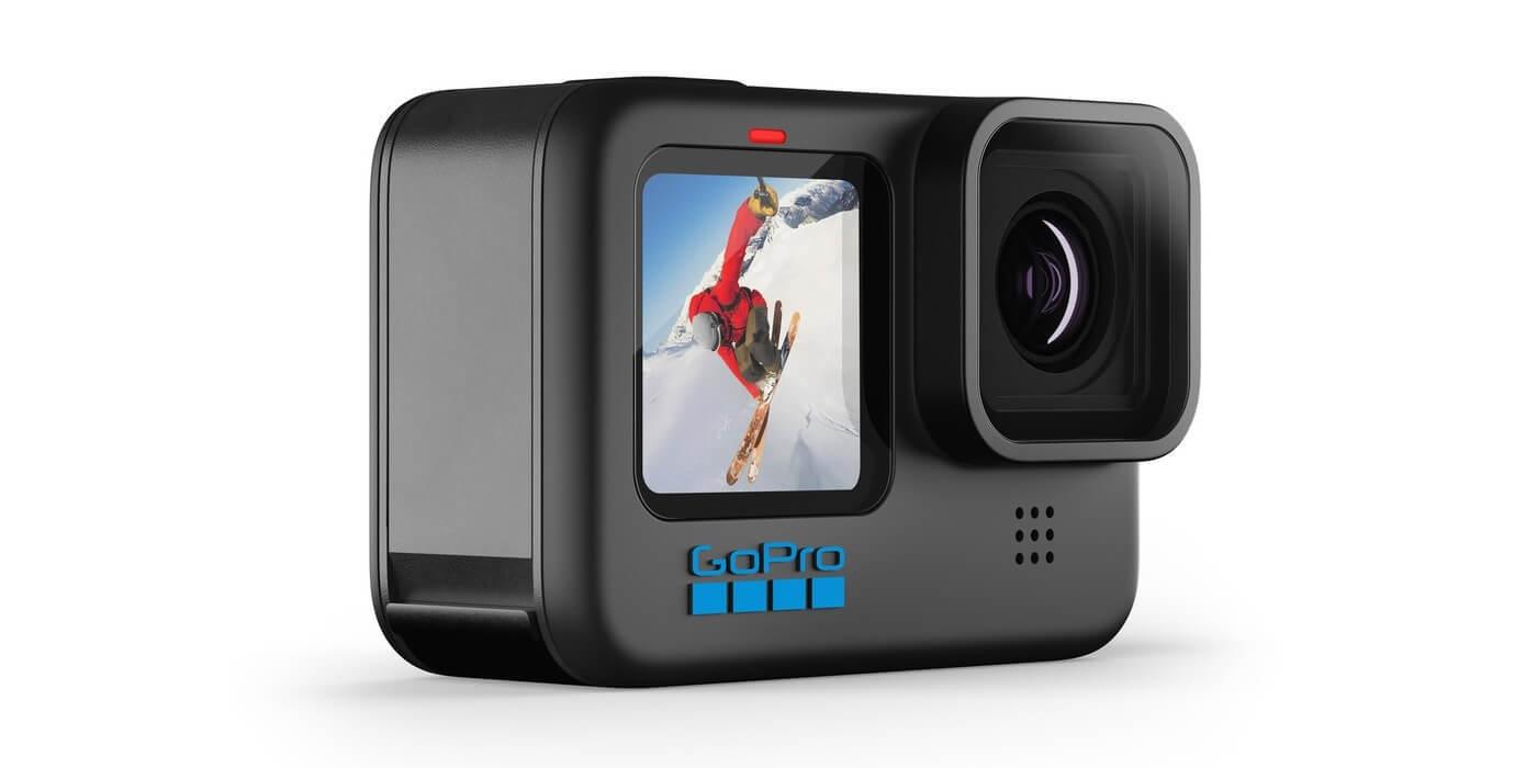 Изображение GoPro Hero10 Black - 2