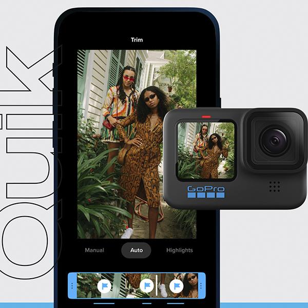 Изображение GoPro Hero10 Black - 7