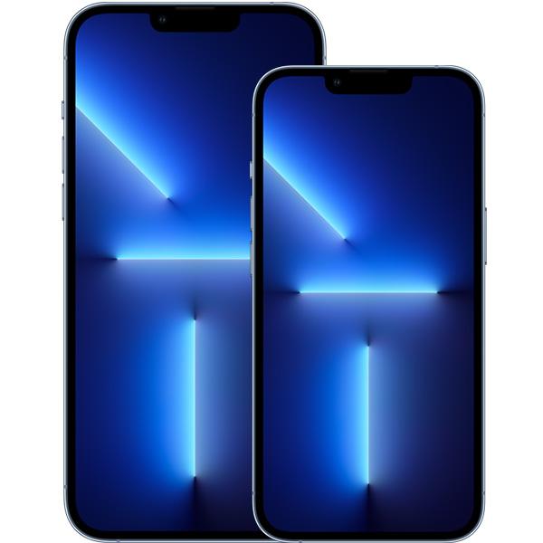 Изображение iPhone 13 - дизайн и экран - 2