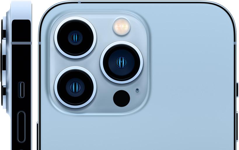 Изображение iPhone 13 - камеры