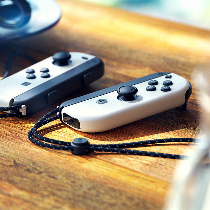 Изображение Nintendo Switch OLED контроллеры