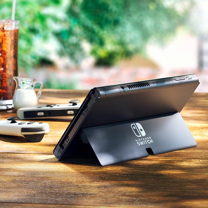 Изображение Nintendo Switch OLED подставка