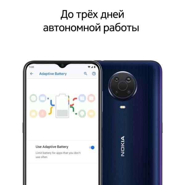 Изображение Смартфон Nokia G20 4