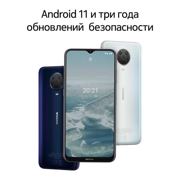 Изображение Смартфон Nokia G20 5