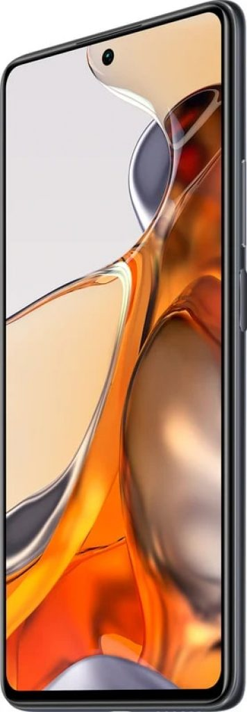 Изображение Xiaomi 11T Pro спереди и сбоку
