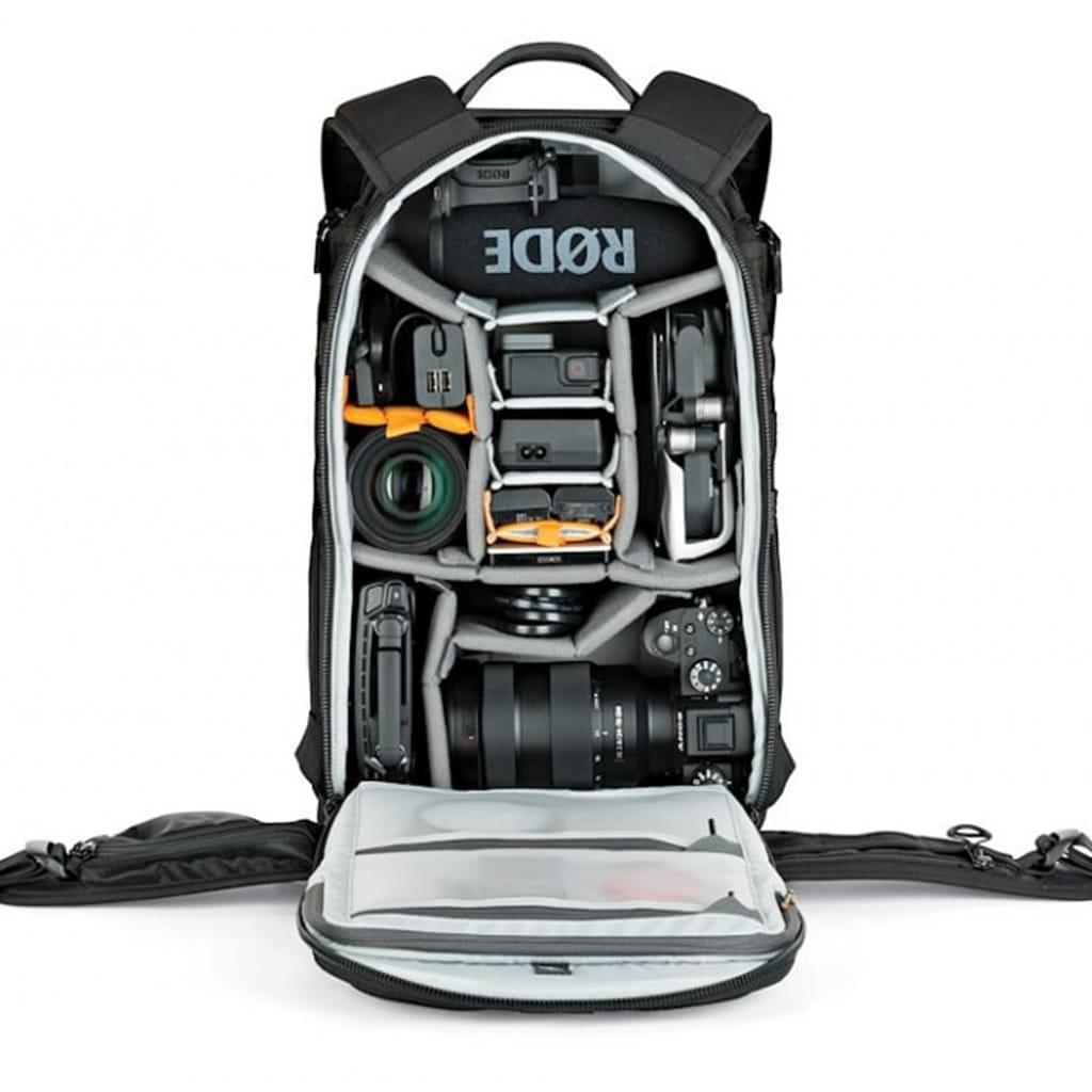Lowepro ProTactic 350 AW II обзор рюкзака