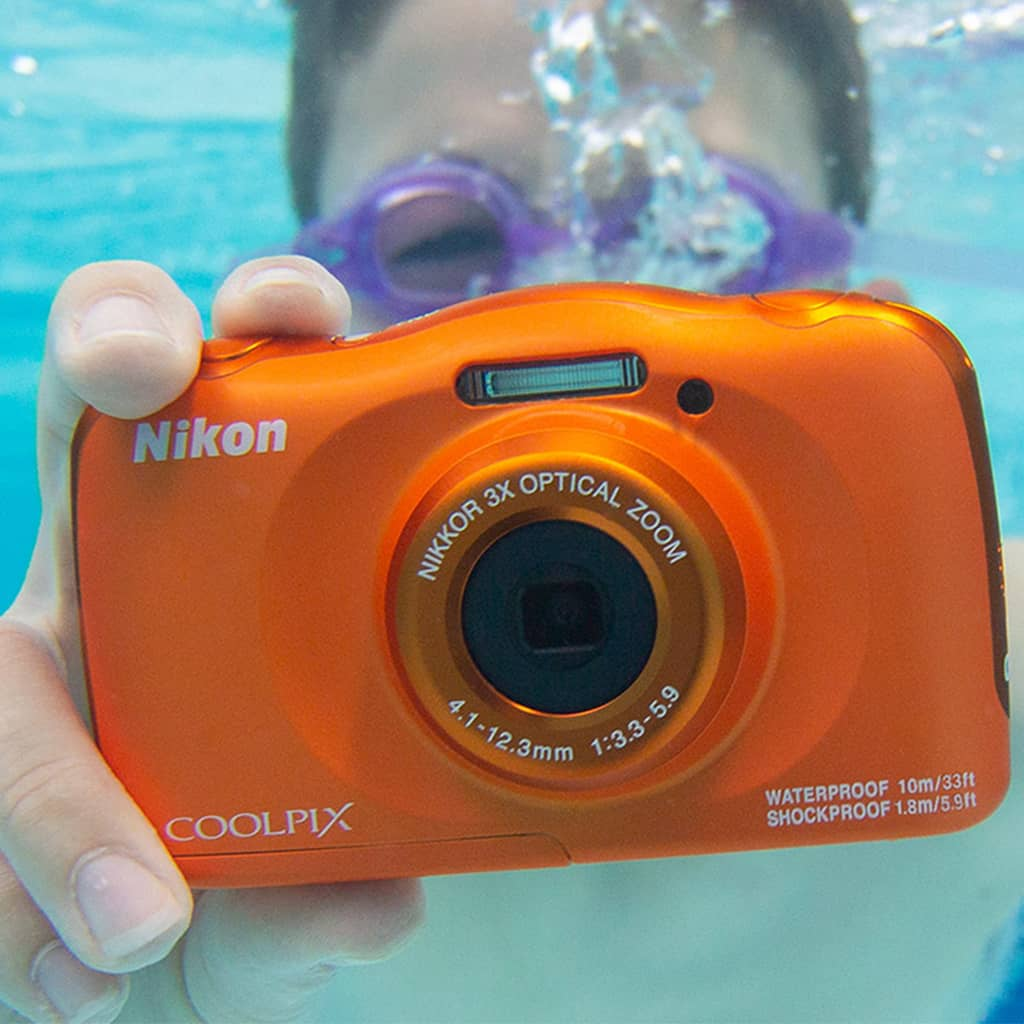 Лучшие камеры для детей
