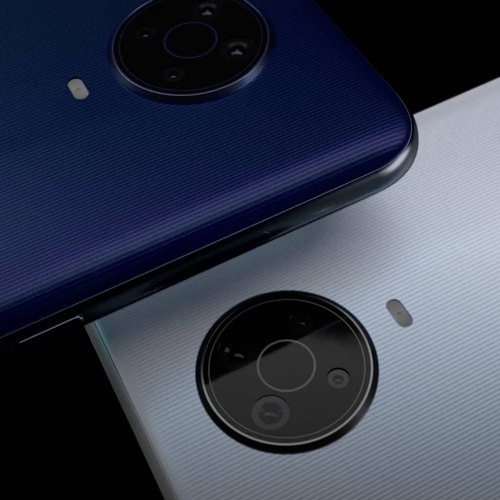 Nokia G20: обзор бюджетного смартфона