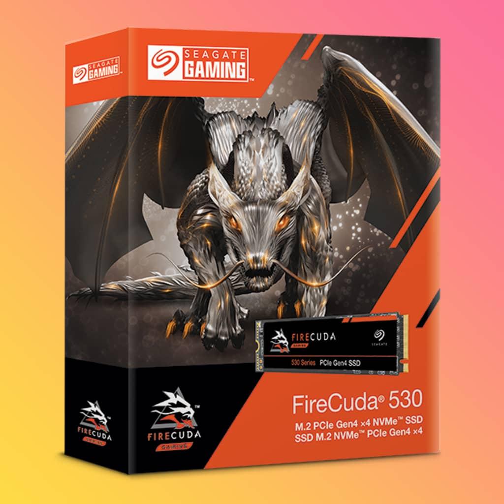 Seagate FireCuda 530 обзор SSD накопителя
