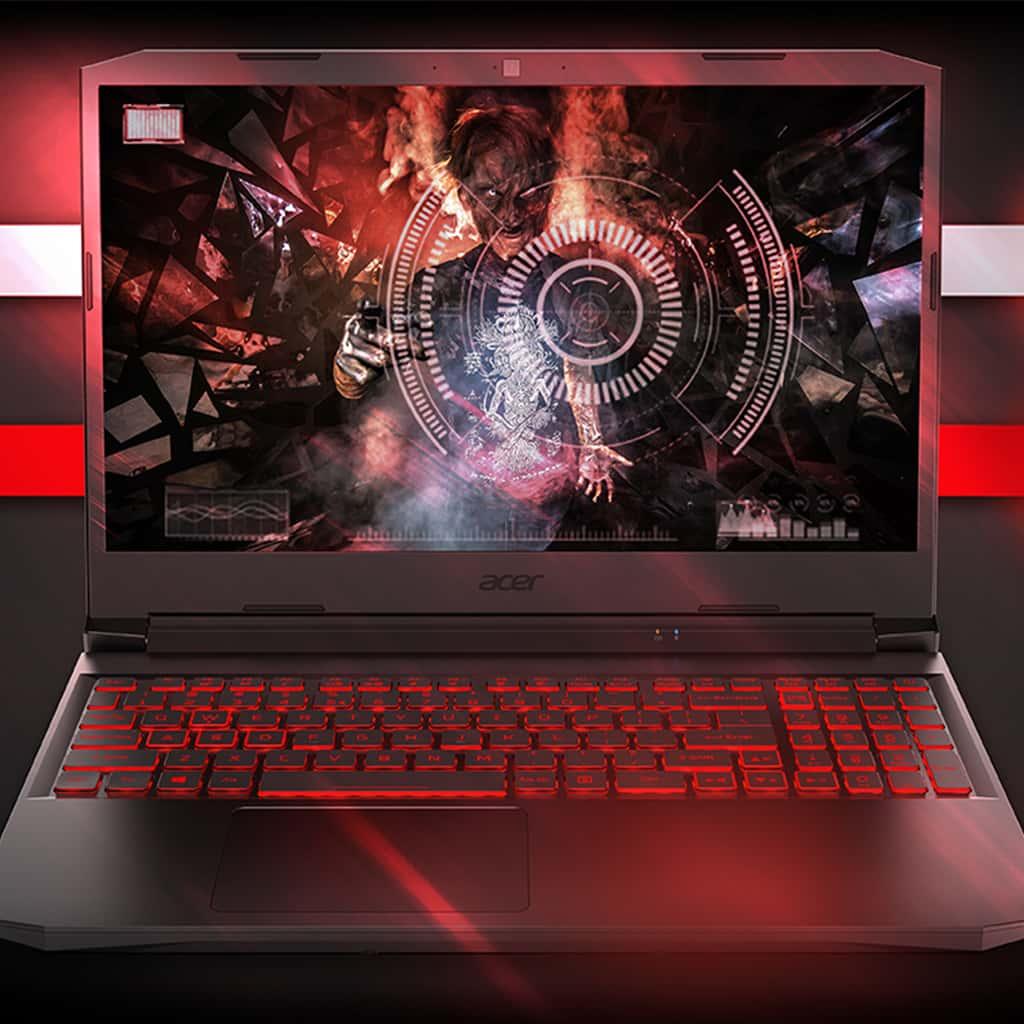 Acer Nitro 5 обзор доступного игрового ноутбука