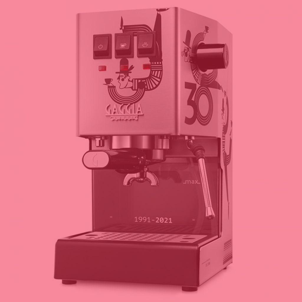 Gaggia Classic 30 Year Limited Edition обзор кофемашины