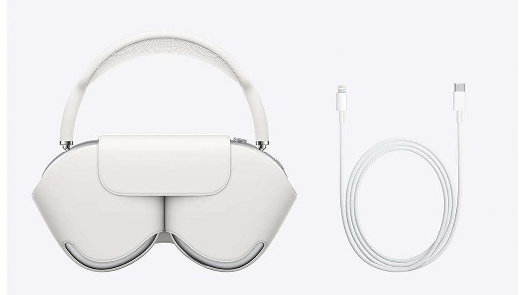 Изображение Apple AirPods Max комплектация