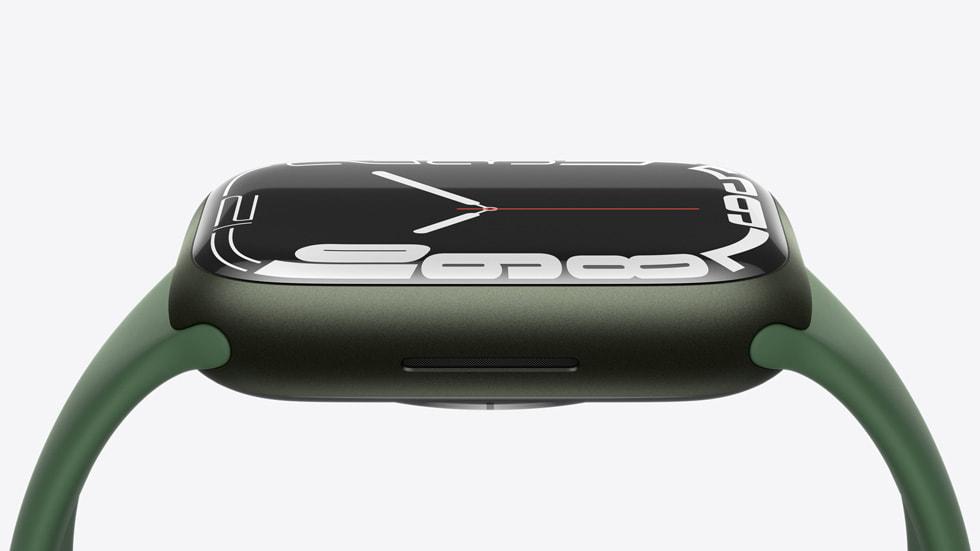 Изображение Apple Watch 7 экран