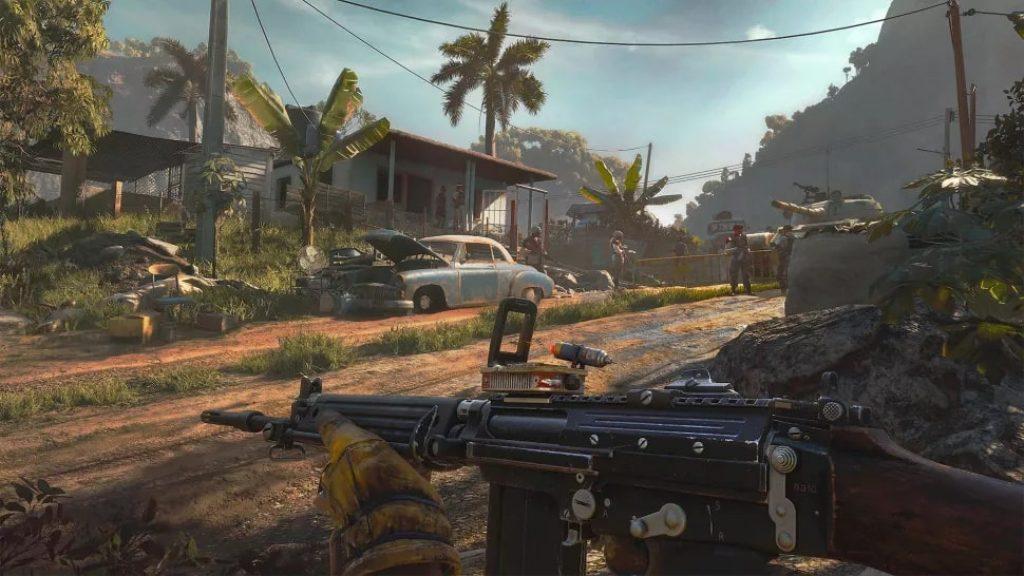 Изображение автомата Far Cry 6 обзор игры