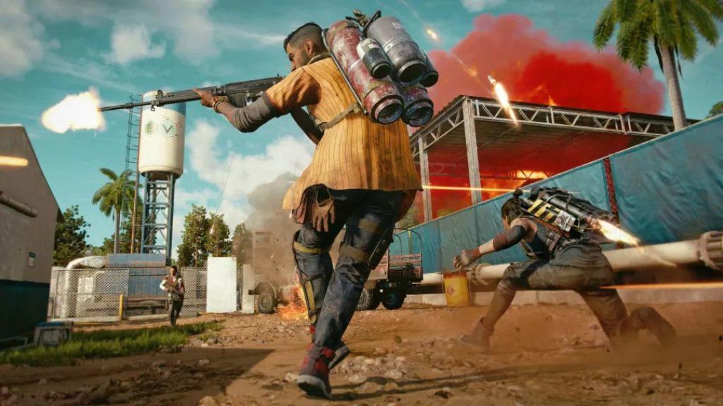 Изображение ДаниFar Cry 6 обзор игры
