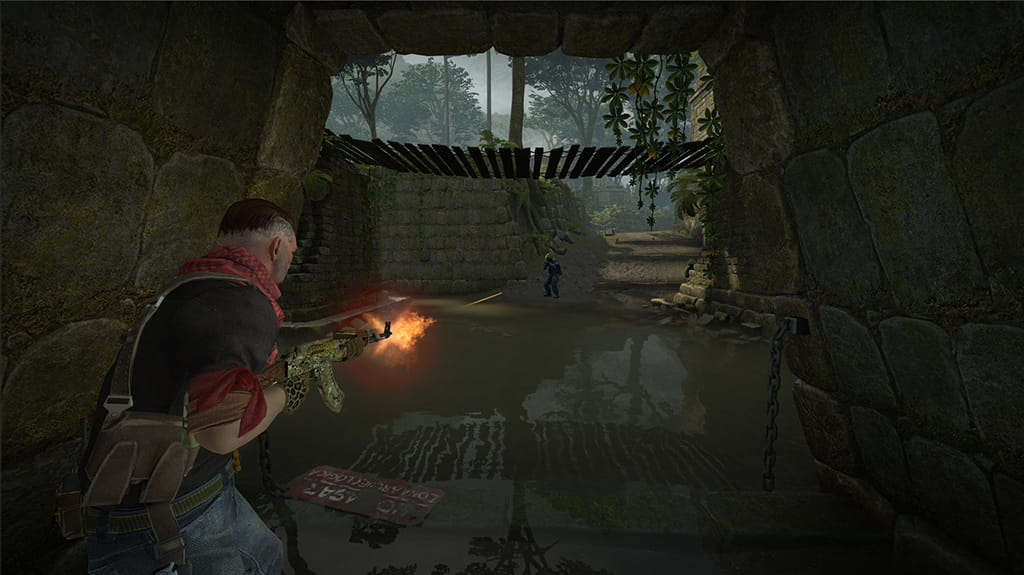 Изображение из игры CS GO