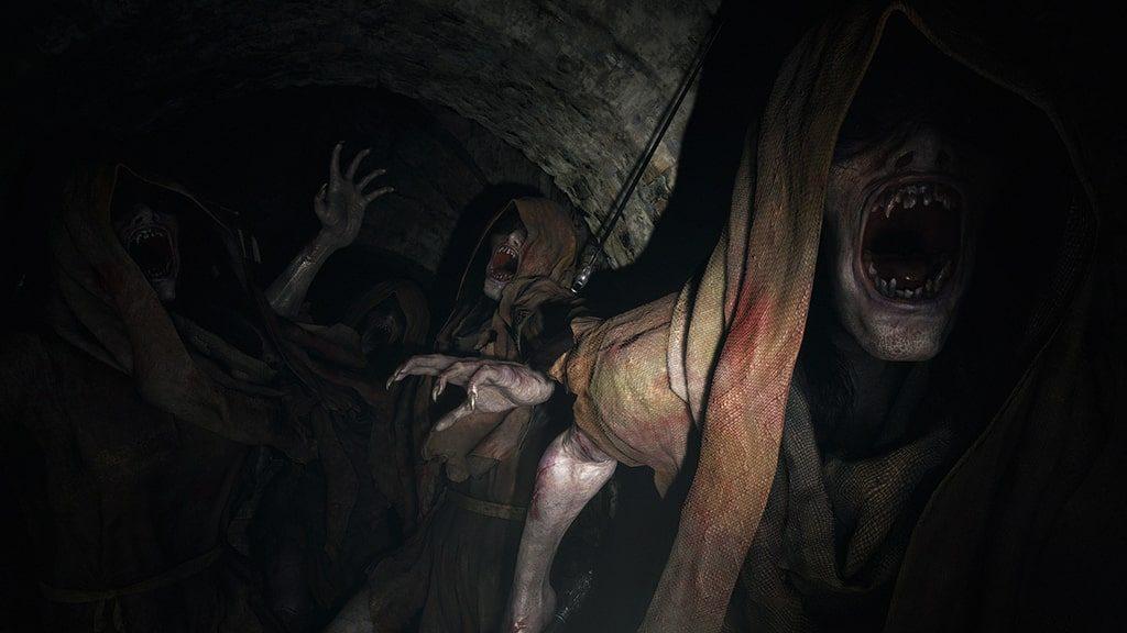 Изображение из игры Resident Evil - Village