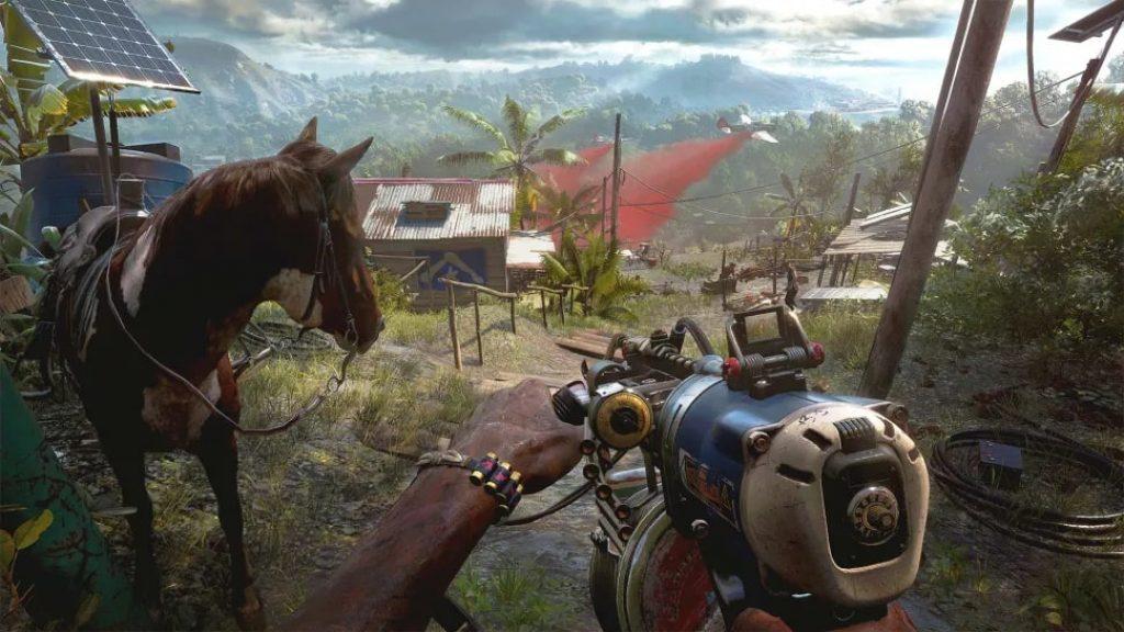 Изображение лошадь Far Cry 6 обзор игры