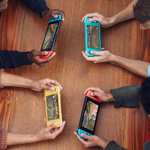 Изображение Nintendo Switch многопользовательская игра