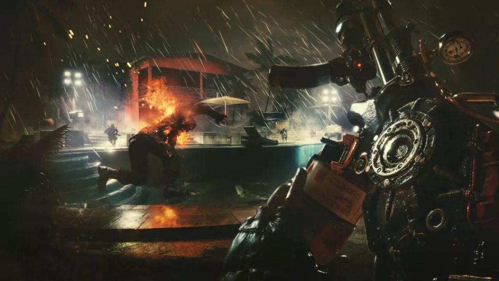 Изображение выстрел из оружия Far Cry 6 обзор игры