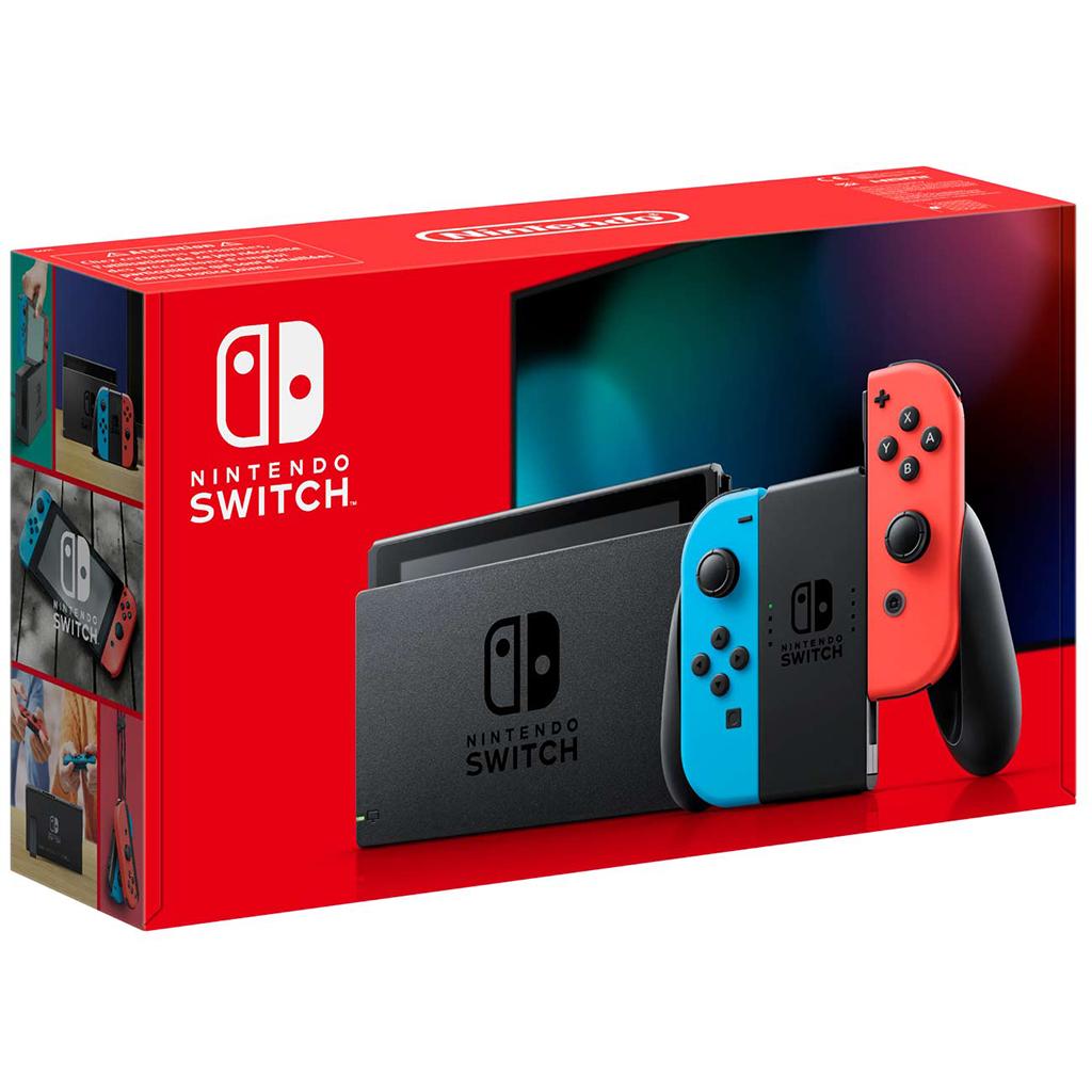 Nintendo Switch обзор