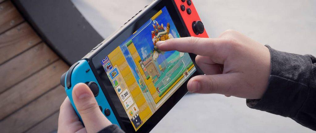 Изображение Nintendo Switch время автономной работы