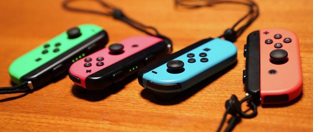 Изображение Nintendo Switch joycon
