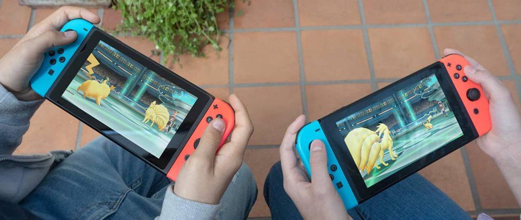 Изображение Nintendo Switch онлайн игра