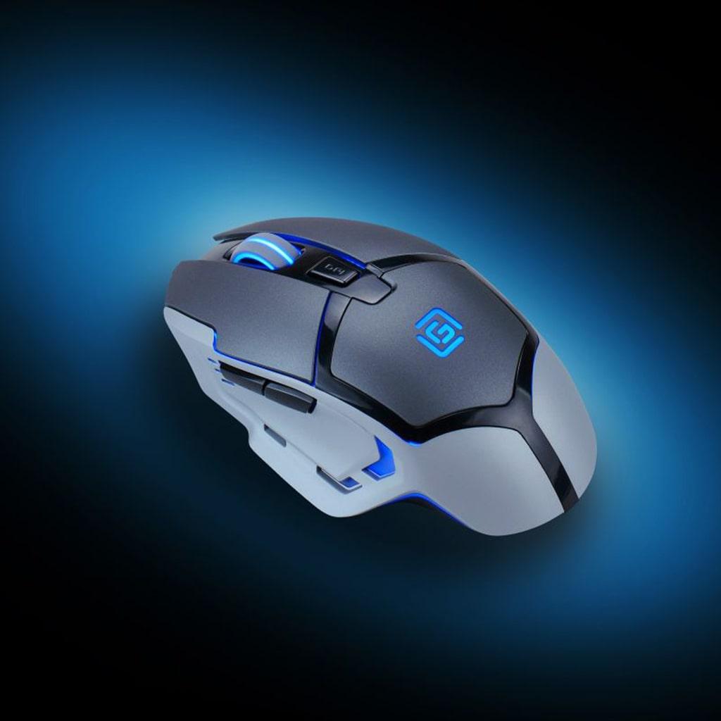 Oklick 915G V2 Hellwish обзор доступной игровой мыши
